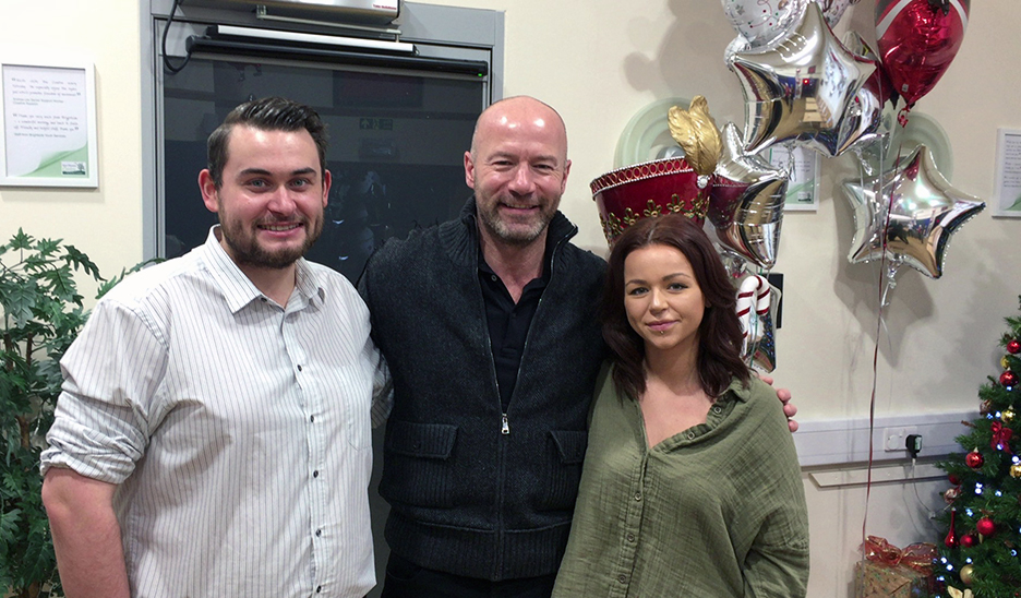 Inspired Visits the Alan Shearer Centre and Foundation
