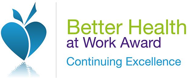 Continuing Excellence Award